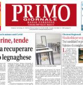 Primo Giornale, in distribuzione nel Basso Veronese dal 2 settembre. Scaricabile e sfogliabile anche qui