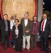 Vino&Cultura, tra i premiati del 35° Premio Masi c'è anche Balasso