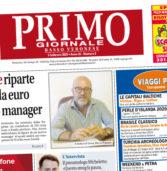 Primo Giornale, in distribuzione nel Basso Veronese il numero del 4 febbraio