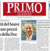 Primo Giornale, il numero di maggio in distribuzione nell'Est Veronese. Scaricabile e sfogliabile qui