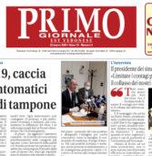 Primo Giornale dell'Est Veronese dal 25 marzo online scaricabile o sfogliabile liberamente