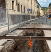 Verona, aggiornamento sui cantieri di Acque Veronesi in città