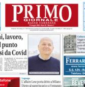 Primo Giornale, in distribuzione nel Basso Veronese il numero del 27 maggio. Scaricabile e sfogliabile anche qui