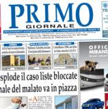 Primo Giornale, in distribuzione nel Basso Veronese il numero del 27 novembre
