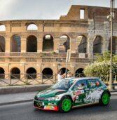 Rally, il veronese Scandola con Guido d'Amore al Rally di Roma Capitale