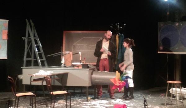 """Il Teatro Impiria porta alle scuole Battisti il suo viaggio-spettacolo """"Ali"""""""