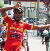 Sorgà, al marocchino Ahmed Amine Galdoune il Memorial Vincenzo Mantovani di ciclismo