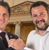 Negrar, arrivano Salvini e la Meloni a sostenere la candidatura a sindaco di Marco Andreoli