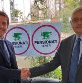 """Negrar, col candidato sindaco Andreoli anche la lista """"Pensionati Veneto"""""""