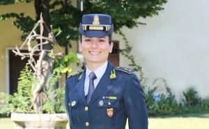 Il tenente Anna Grabinska