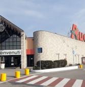 Bussolengo, sciopero e proteste dei lavoratori dell'ex Auchan passata alla Conad