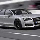 Audi presenta la berlina più potente: la S8 plus biturbo da 305 Km/h