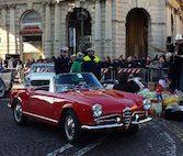 """Verona, sabato la """"Befana del vigile"""" con auto storiche per solidarietà"""