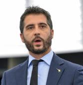 Legnago, l'europarlamentare Borchia spiega i finanziamenti Ue per imprese e Comuni