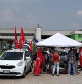 Ronco all'Adige, sciopero alla Boschetti per protestare contro un licenziamento