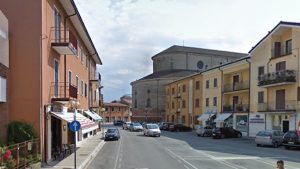 Bovolone piazza Pozza