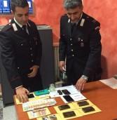 Bussolengo, arrestati due ventenni con mezzo chilo di hashish