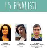 Cultura, tra i cinque finalisti del Campiello Giovanni anche il veronese Federico Schinardi