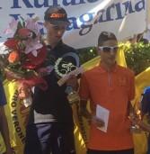 Ciclismo, la cronoscalata Lugo di Grezzana-Corrubio a Carpene e Ferrari
