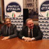 Politica, i consiglieri regionali Andrea Bassi e Stefano Casali aderiscono a Fratelli d'Italia