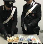 Soave, spacciatore arrestato dai carabinieri con cocaina e hashish