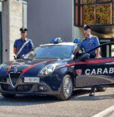 Legnago, finisce in carcere dopo aver sfondato la porta a vetri del pub e aggredito i carabinieri