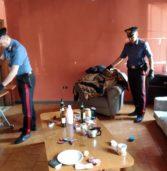 Bevilacqua, occupano abusivamente una casa: 4 denunciati dai carabinieri