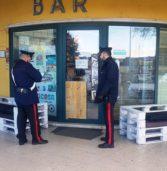 San Bonifacio, arrestato dai Carabinieri mentre tenta di compiere un furto in un bar