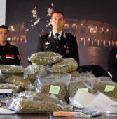 S. Martino Buon Albergo, arrestati all'uscita dell'autostrada a VeronaEst con 35 chili di marijuana