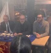 Cerea, il sindaco Franzoni è entrato nella Lega Nord