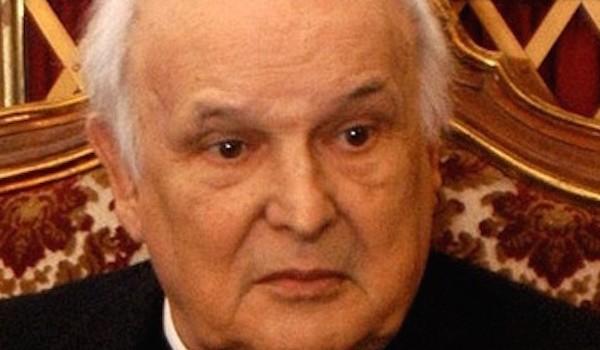 Veneto in lutto: scomparso il suo cantore Gian Antonio Cibotto
