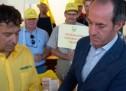 Verona 10.000 agricoltori in piazza contro le sanzioni economiche imposte da Putin