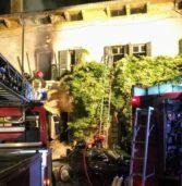Colognola ai Colli, dramma nella notte: muore soffocato nell'incendio della sua casa