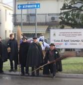 "Concamarise, sesta ""Festa del Tabar"" dedicata a Sant'Antonio Abate"