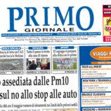 Primo Giornale, in distribuzione nel Basso Veronese il numero del 13 novembre