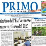 Primo Giornale, il numero di settembre in distribuzione nell'Est Veronese