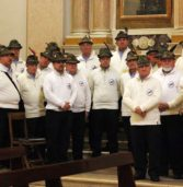 Legnago, al liceo Cotta il coro degli Alpini e gli studenti ricordano la Grande Guerra