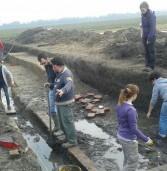 Gazzo Veronese, riparte la campagna di scavo archeologico dei liceali del Cotta