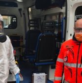 Emergenza Coronavirus, la Croce Bianca di Verona: «Servono mascherine e camici per i nostri volontari»