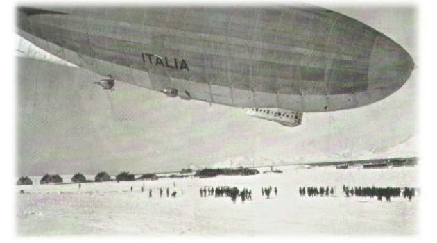 Legnago, al Silva-Ricci incontro sul dramma del dirigibile Italia