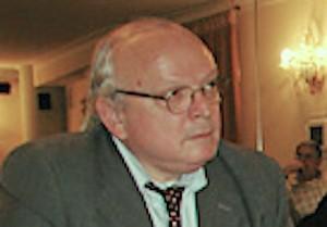Mauro De Robertis di Sinistra Italiana