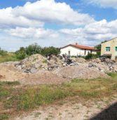 Verona, sequestrata discarica abusiva a San Massimo con all'interno rifiuti e residui di scavi per la posa della fibra ottica