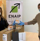 Scuola, l'Enaip distibuisce 50 tablet agli studenti dei suoi centri di Legnago e Isola della Scala