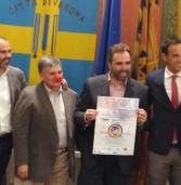 """Calcio e spettacolo in Gran Guardia a Verona a favore di """"Progetto Sorriso"""" di Nogara"""