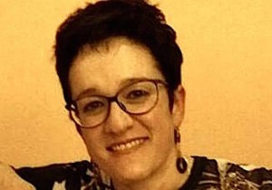 Il candidato sindaco Marica Faben