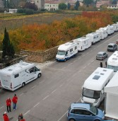 """Illasi, via alla """"Festa dell'olio in camper"""" con oltre 150 motorhomme da tutt'Europa"""