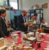 Verona, il ministro Fontana al Don Calabria: «Esempio di cosa fare contro la disabilità»