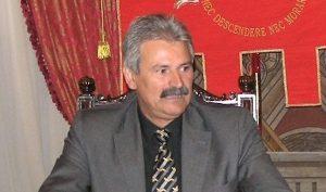 Il sindaco Lino Gambaretto
