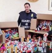 Sequestrati dalla Guardia di Finanza 8700 fuochi d'artificio illegali tra Legnago e Soave