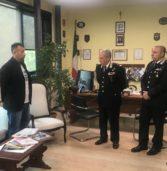 Legnago, il comandante interegionale dei Carabinieri in visita ai militari feriti l'altra sera